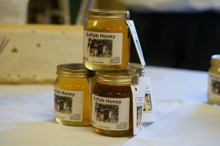 Weston Colville Honey